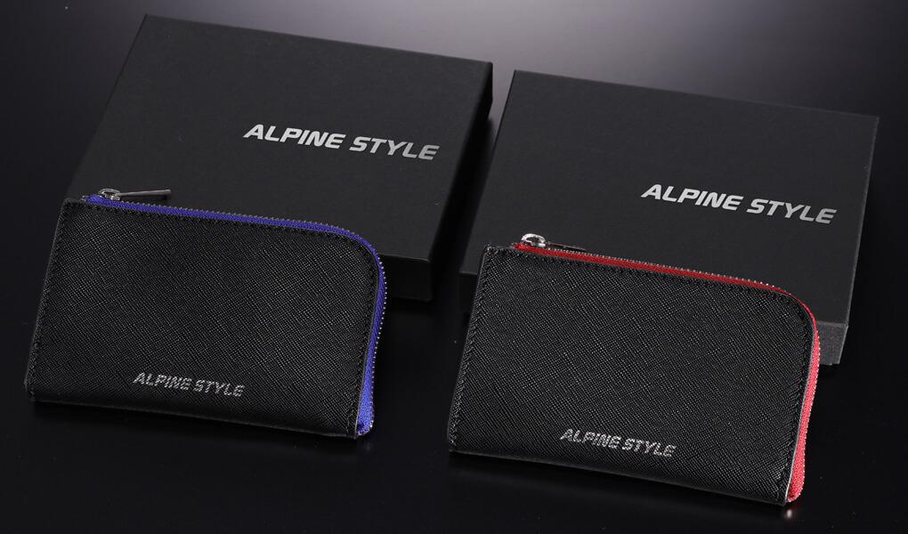 店舗限定販売!ALPINE STYLE オリジナルキーケース 新発売!!
